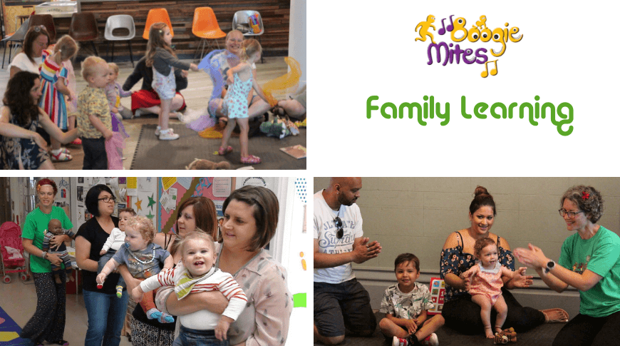Family Learning, Learning for Life