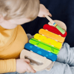 Music and maths activities supporting early years development