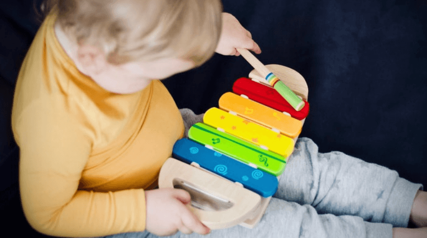 Music and maths activities for the early years