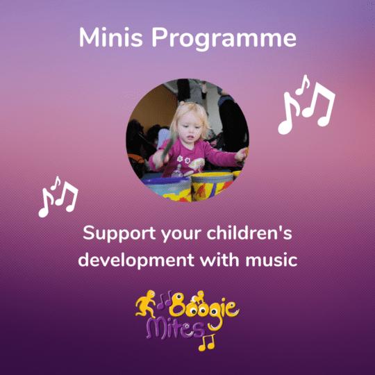 Boogie Mites Minis Programme
