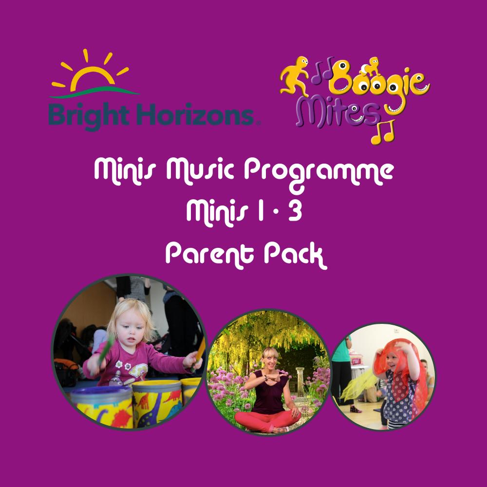 BH Minis Parent Pack (Digital)