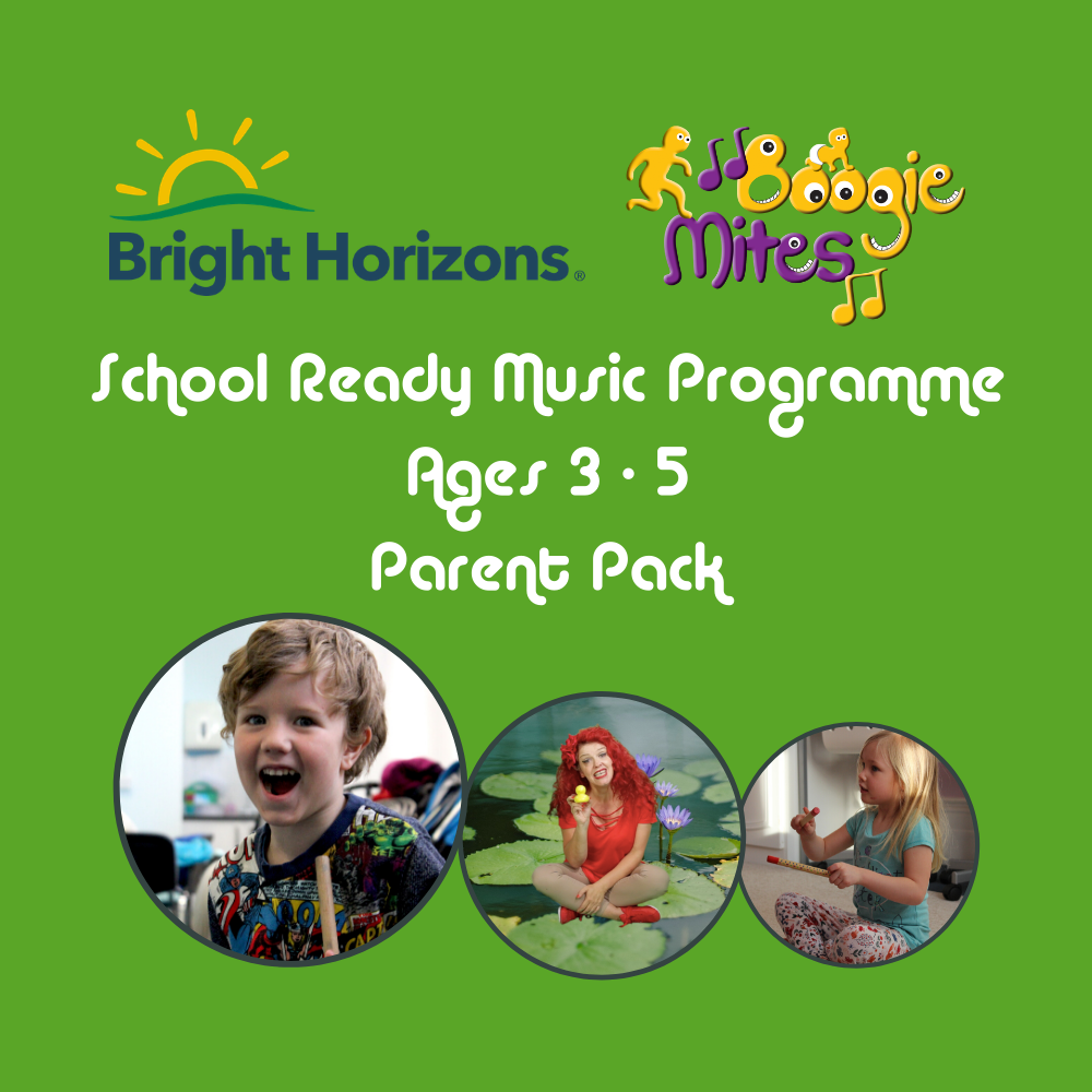 BH School Ready Parent Pack (Digital)
