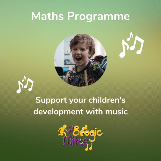 Boogie Mites Maths Programme