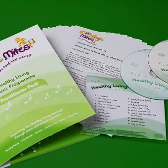 Boogie Mites Healthy Living Practitioner Pack