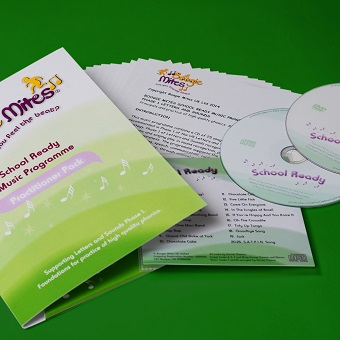 Boogie Mites School Ready Practitioner Pack