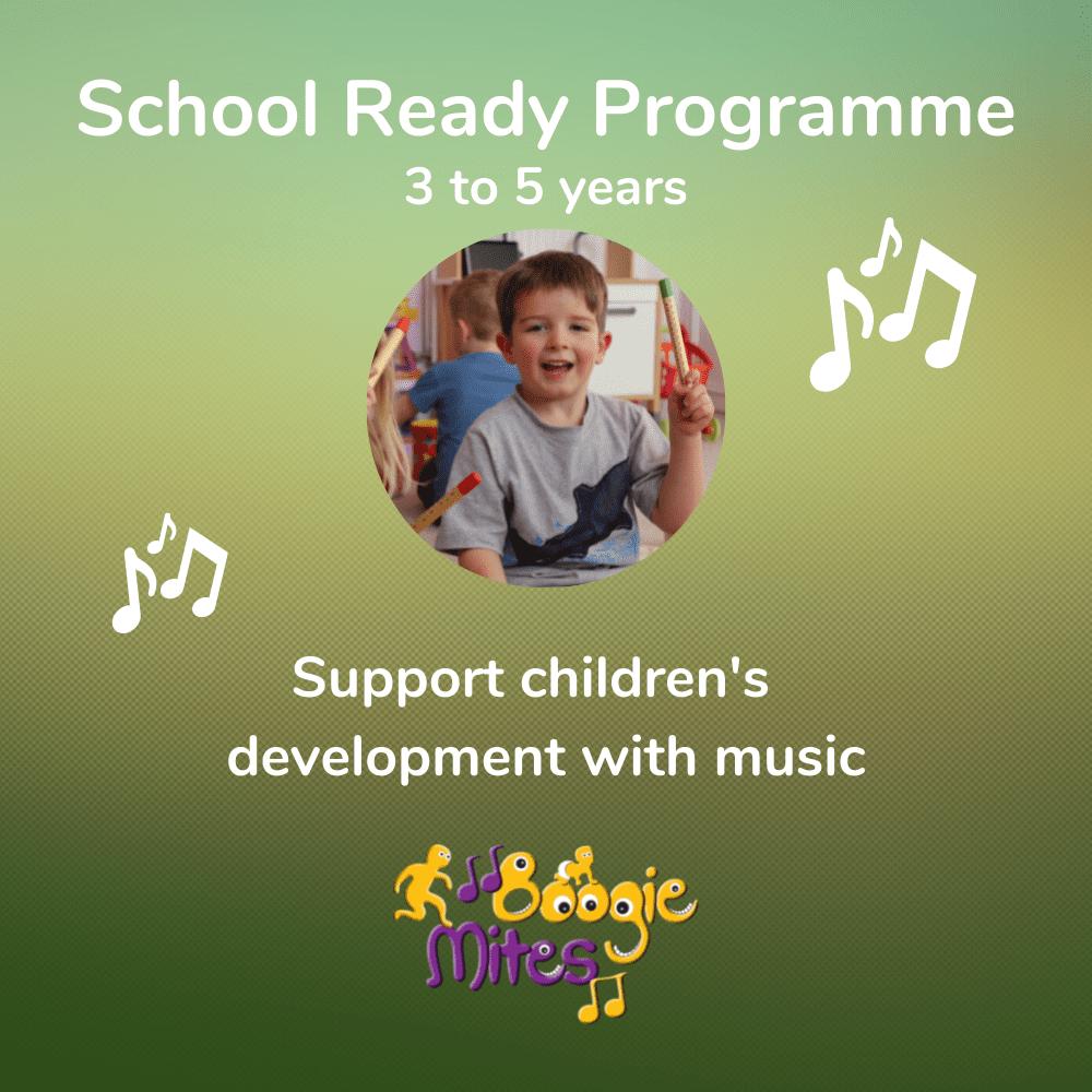 School Ready Music Training