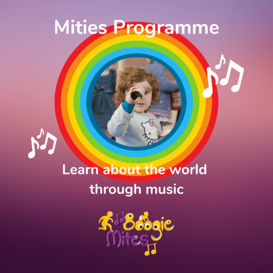 Boogie Mites Mities Programme
