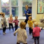 EYPP funding: supporting children's development through music