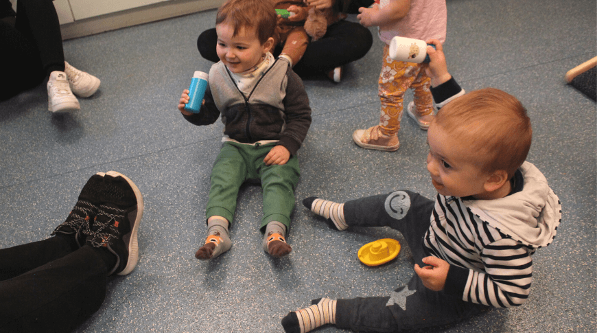 Music and the revised EYFS: Under 2's