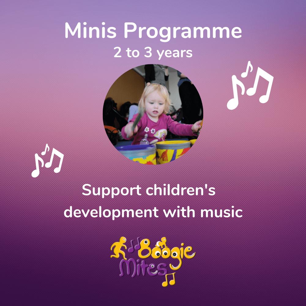 Minis Music Training