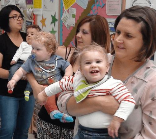 Boogie Mites Babies Class